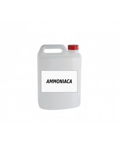 Ammoniaca in Tanica da 25kg