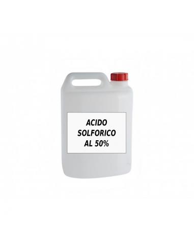Acido Paracetico al 15% in Tanica da...