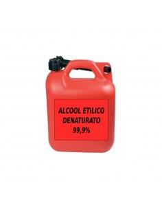 Alcool Etilico Denaturato...