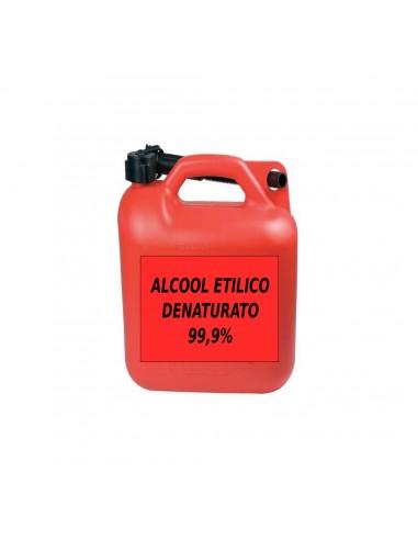 Alcool Etilico Denaturato al 99%