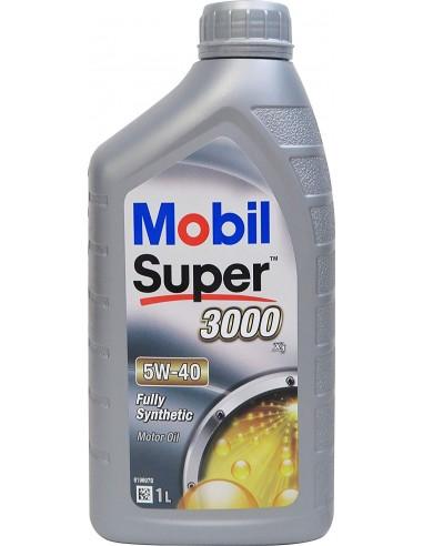 MOBIL SUPER 3000 X1 5W-40 Olio Motore