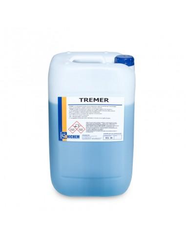 Tremer detergente liquido prelavaggio esterno autovetture super concentrato, emulsiona qualsiasi tipo di sporco