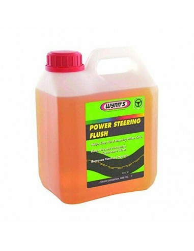 Wynn's Power Steering Flush...